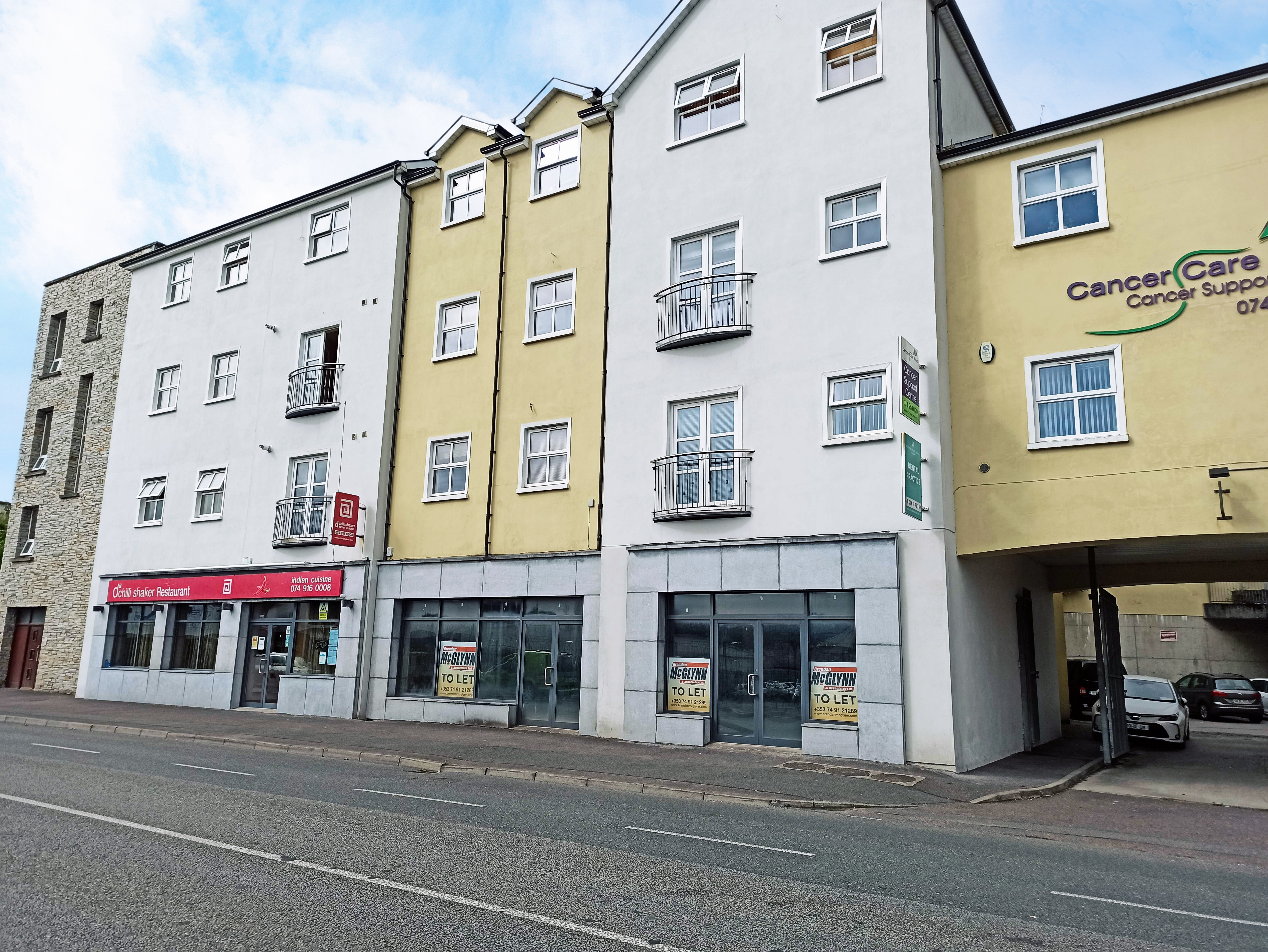Station House, Pearse Road, Letterkenny, Co.Donegal