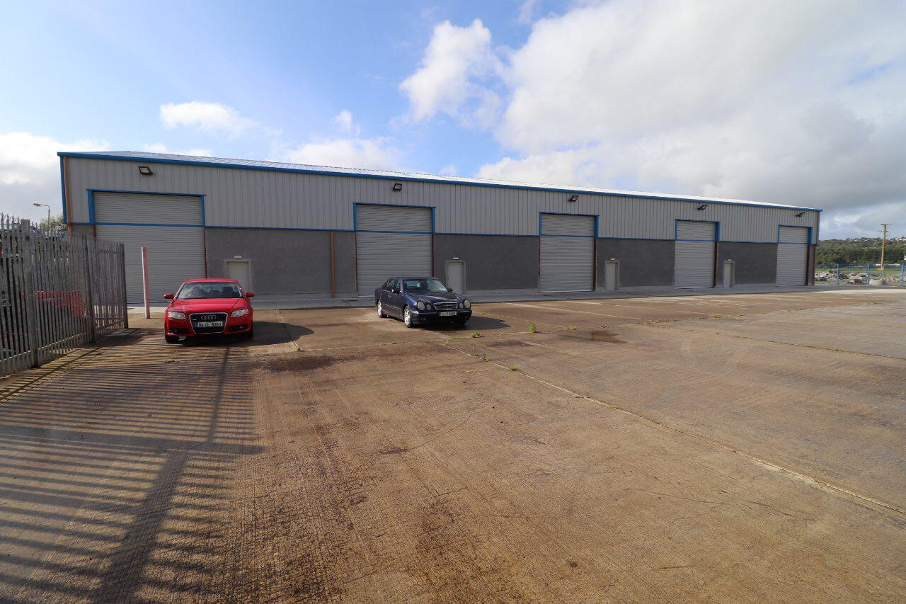 Bonagee Business Park, Letterkenny, Co. Donegal