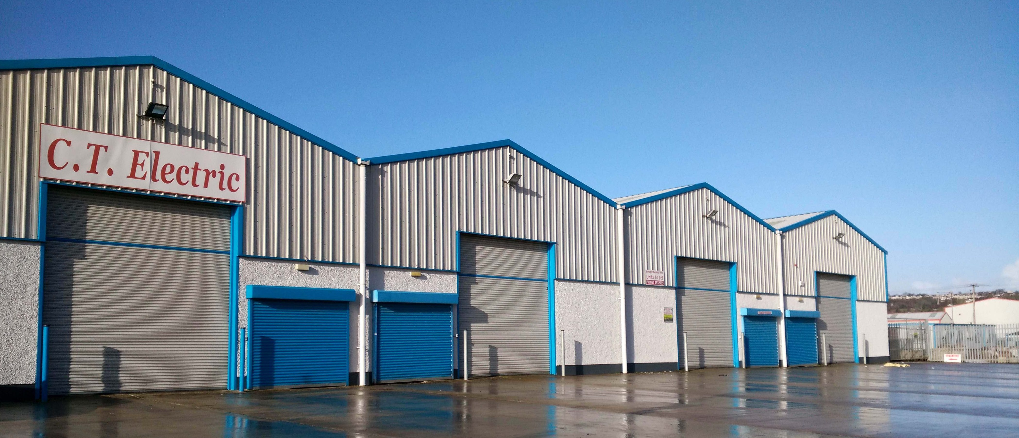 Unit 2, Bonagee Business Park, Letterkenny, Co. Donegal