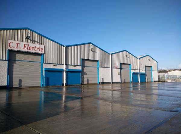 Unit 1, Bonagee Business Park, Letterkenny, Co. Donegal