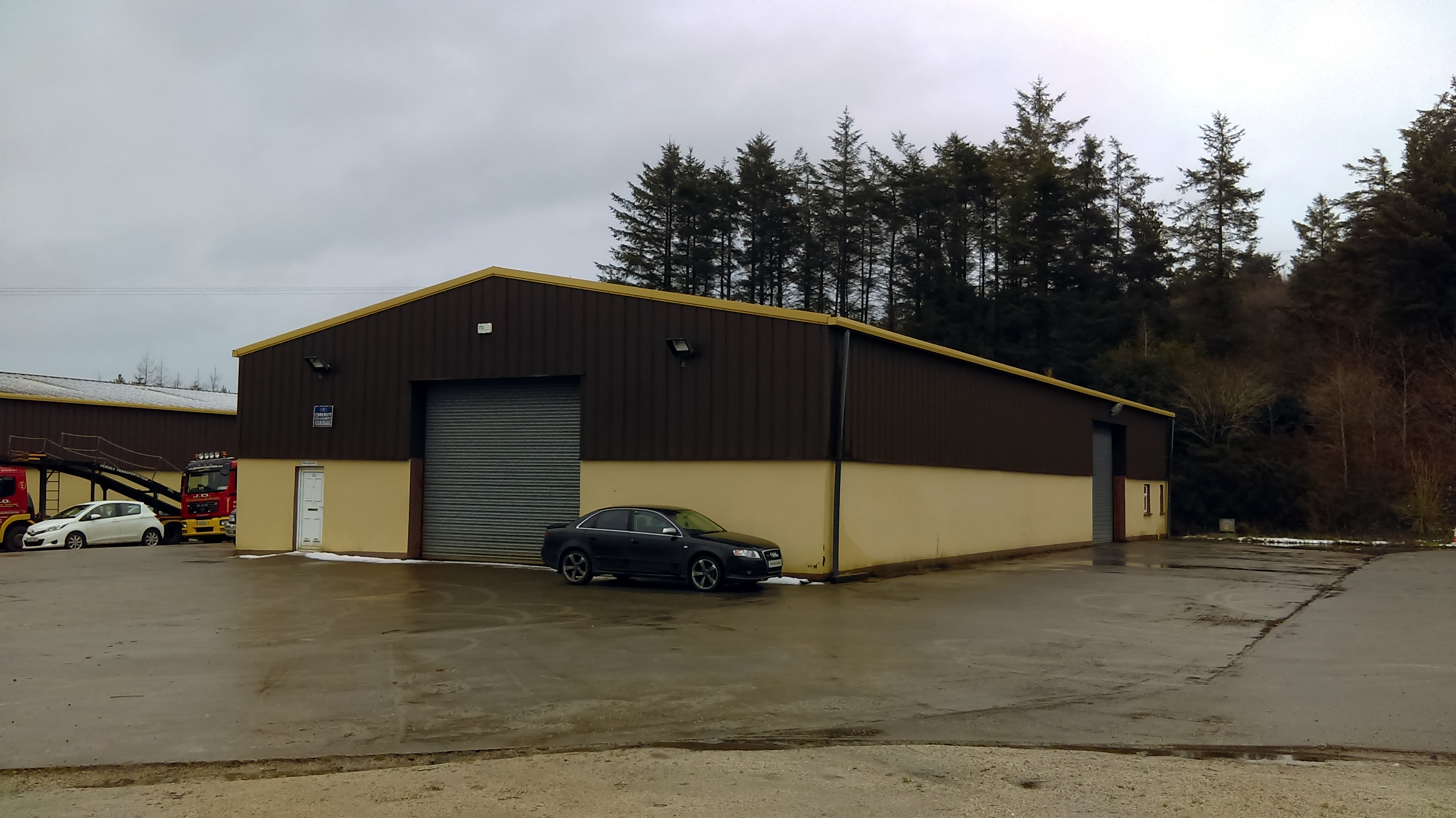 Unit 1, Ballykeeran, Kilmacrennan, Co.Donegal