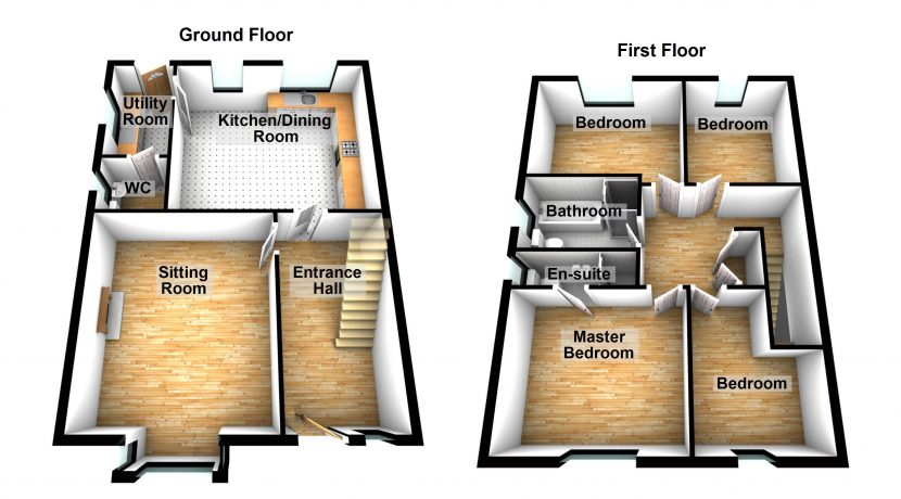 44 Glendale Manor - Floorplan