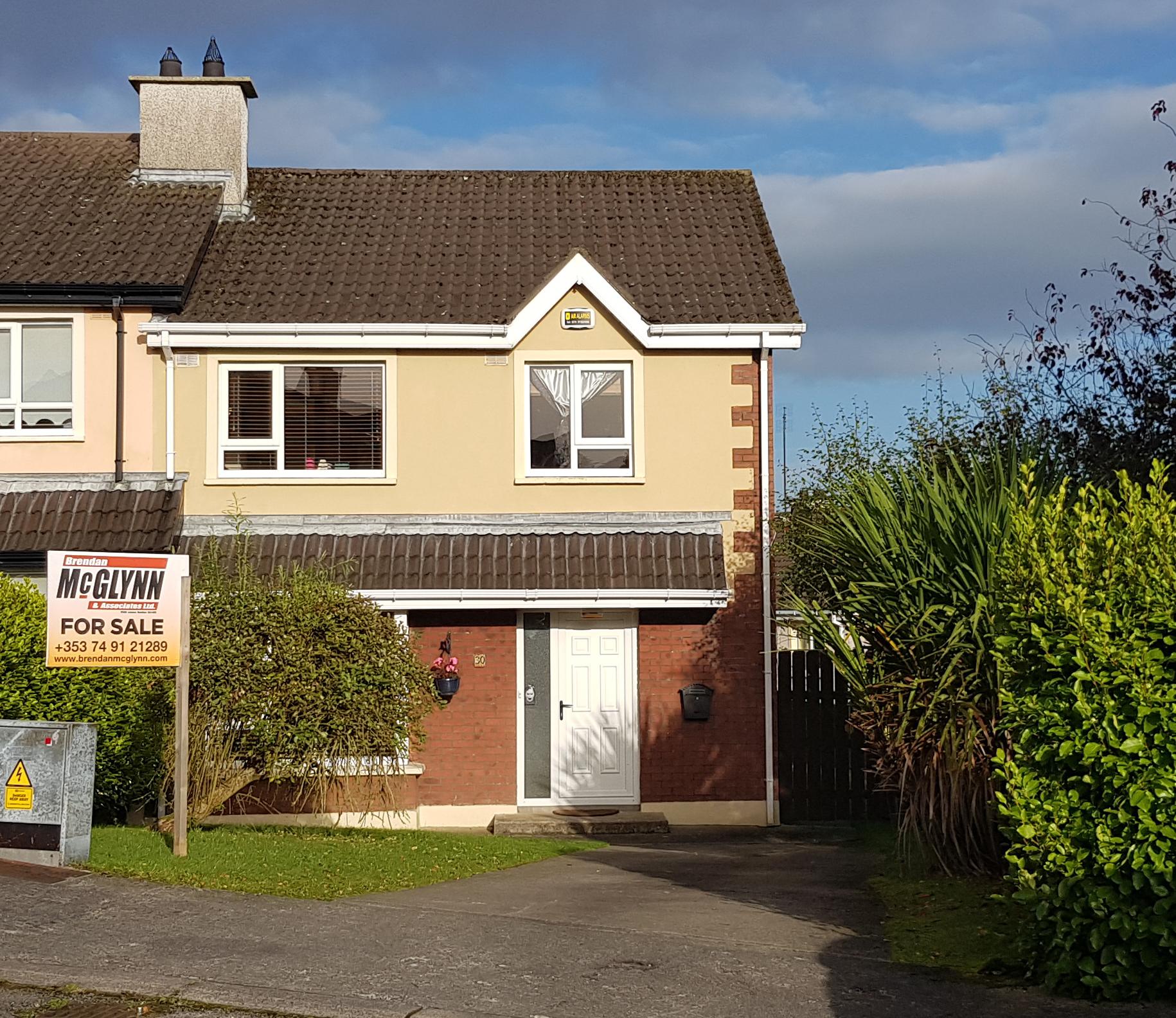 30 Hazelbrook Crescent, Letterkenny, Co. Donegal, F92 V1Y6