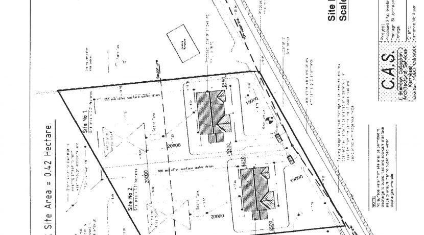 Trentagh Map - McAteer