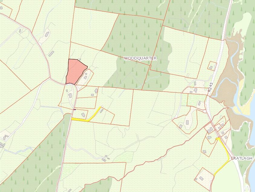 Woodquarter, Cranford, Co. Donegal