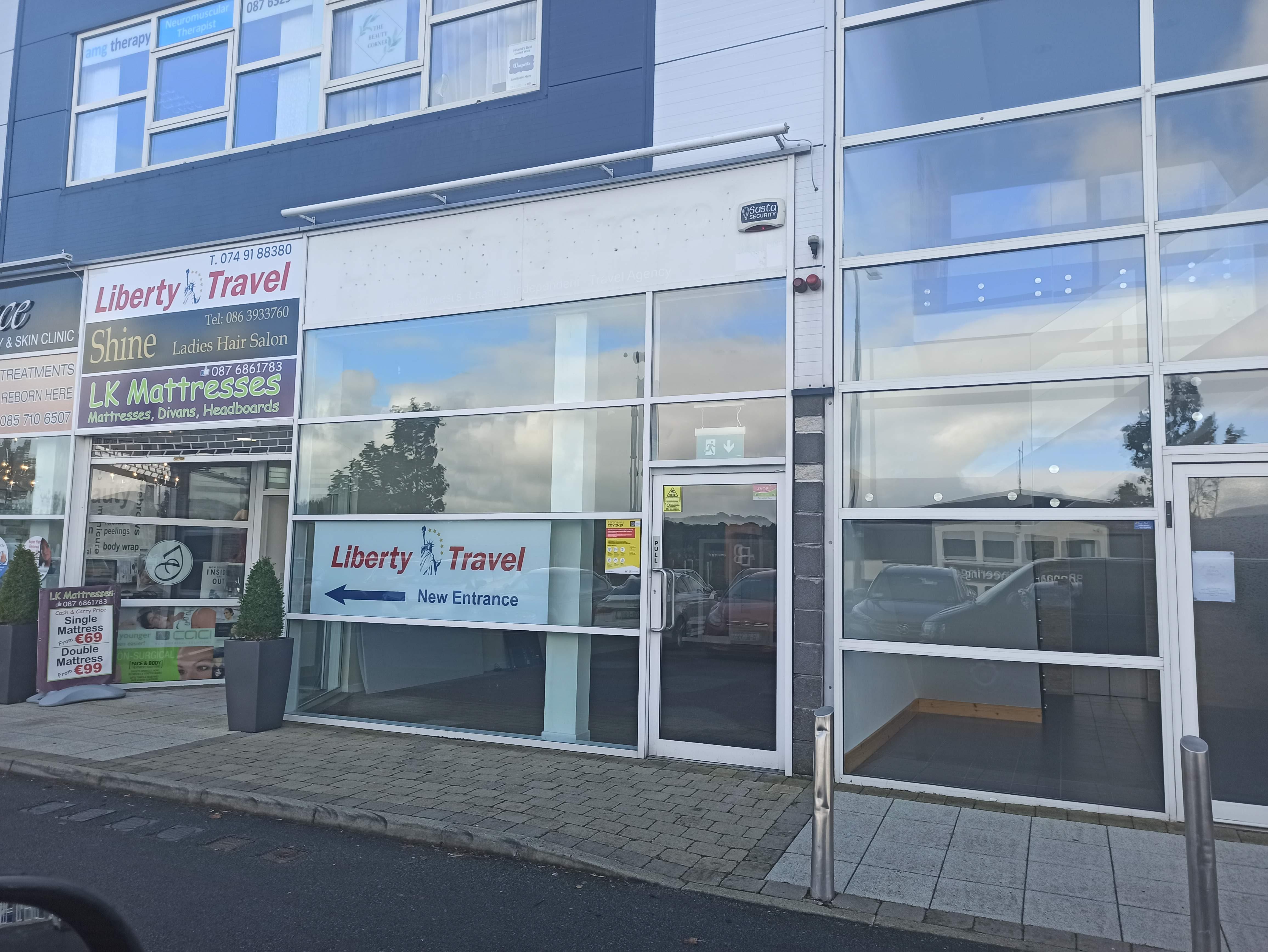 Unit 3B Riverside Retail Park, Letterkenny, Co. Donegal
