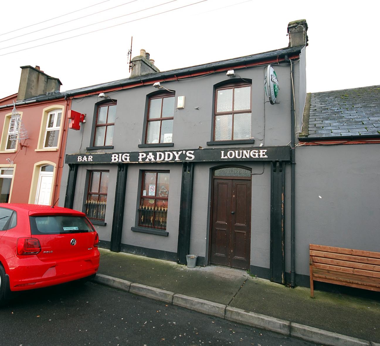 Big Paddys, Market Street, Rathmullan, Co. Donegal