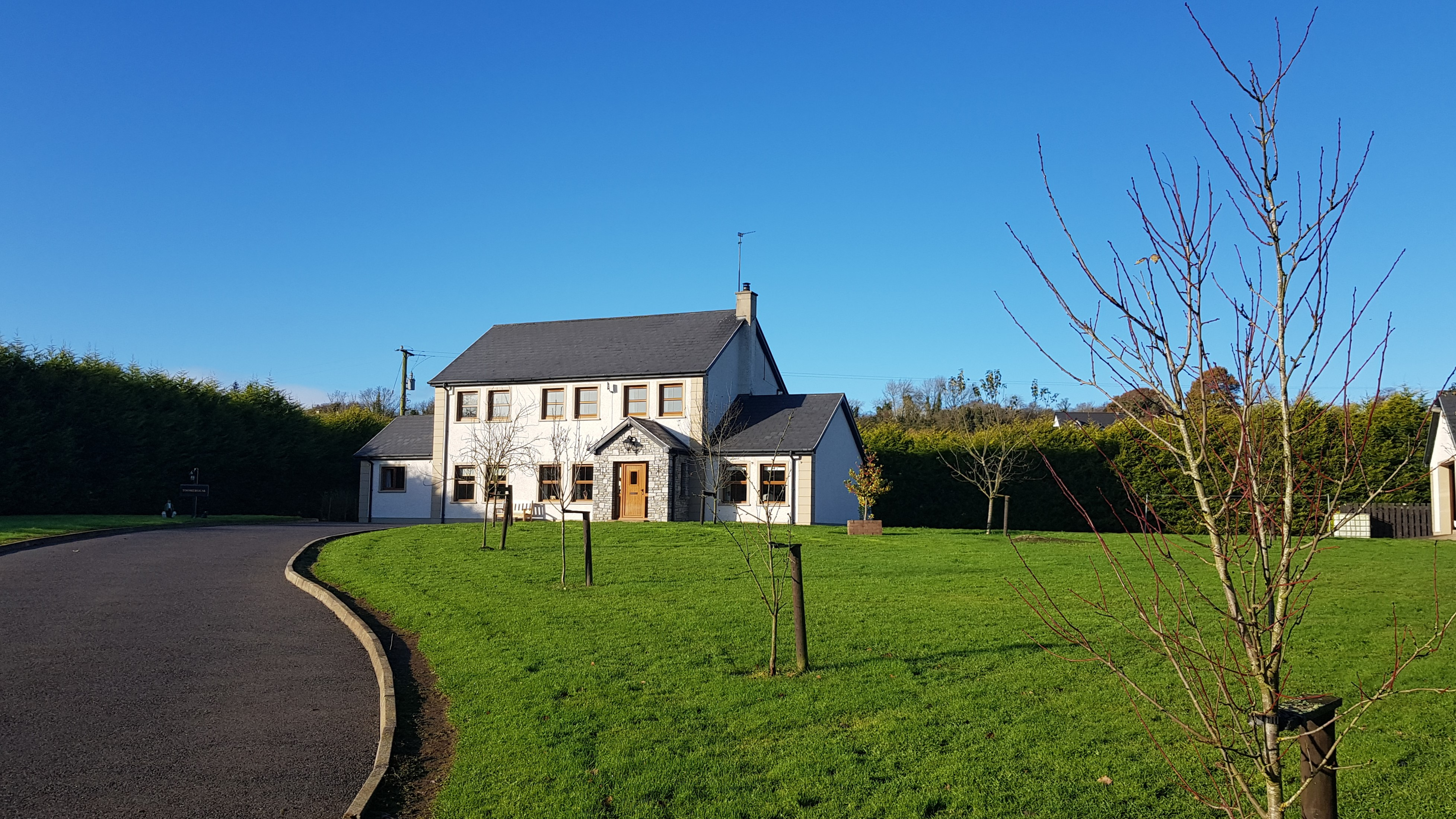 """""""Toome House"""", Kincraigy, Manorcunningham, Co. Donegal, F92 WV60"""