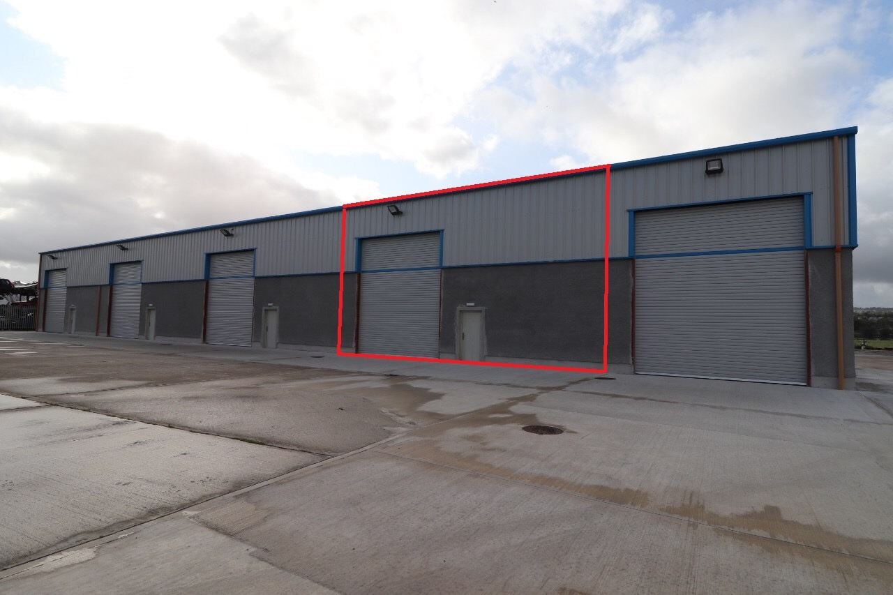 2000 sq ft Bonagee Business Park, Letterkenny, Co. Donegal