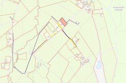 Mondooey Upper Map