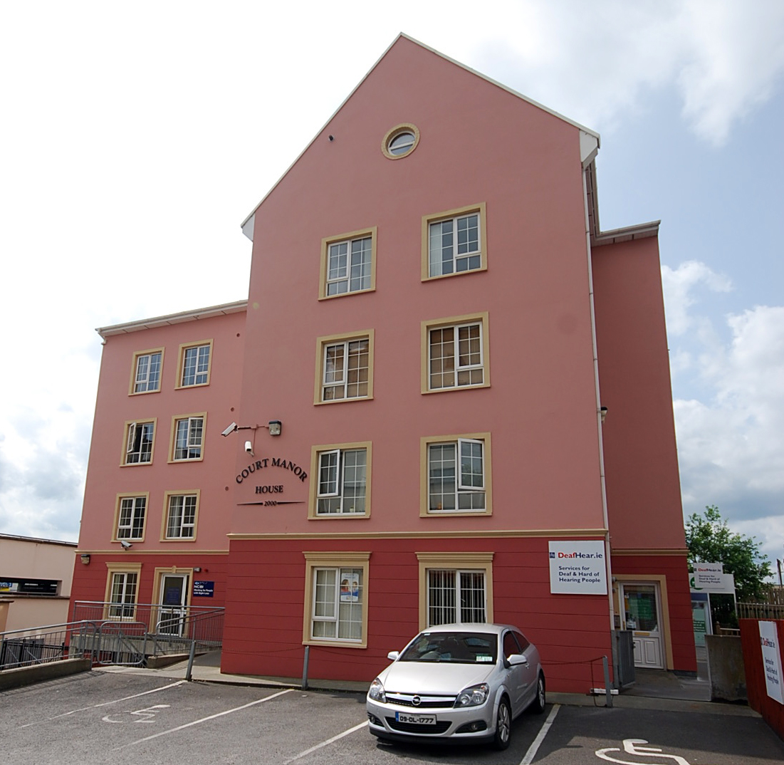 Apartment 6, Court Manor House, Justice Walsh Road, Letterkenny, Co. Donegal, F92 KH52