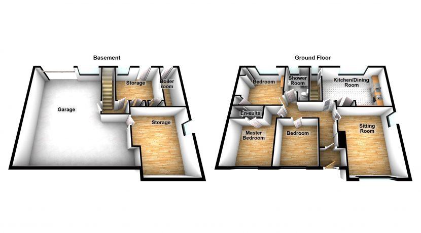 Glencar - Floorplan